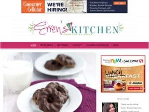 errenskitchen.com - web developer