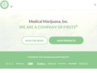 medicalmarijuanainc.com - web developer